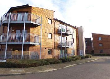Thumbnail 1 bedroom flat for sale in Ulverston Crescent, Broughton, Milton Keynes