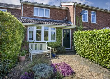 Thumbnail 2 bed terraced house for sale in Parkway, Wickham Market, Woodbridge