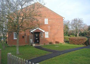 Thumbnail 2 bed maisonette to rent in Tangway, Chineham, Basingstoke