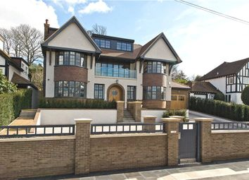 Thumbnail 6 bed detached house to rent in Home Park Road, London
