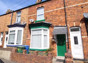 Thumbnail 3 bed terraced house for sale in Beaconsfield Street, Scarborough