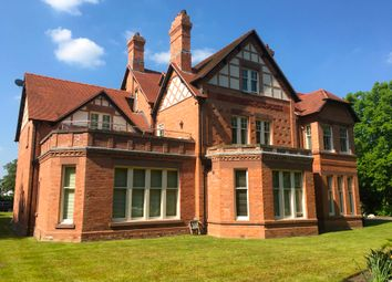 Thumbnail 2 bed flat to rent in Curzon Park South, Chester