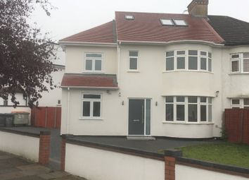 Thumbnail 4 bed semi-detached house to rent in Laneside, Edgware