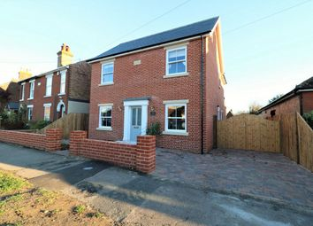 Thumbnail 4 bed detached house for sale in Stanley Road, Wivenhoe, Essex