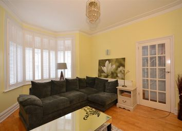 Thumbnail 4 bedroom terraced house for sale in Montreal Road, Ilford, Essex