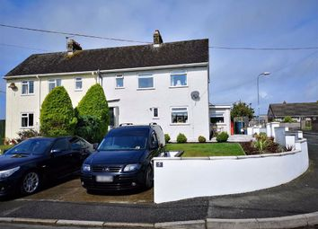 Thumbnail 3 bed semi-detached house for sale in Hill Crescent, Houghton, Milford Haven