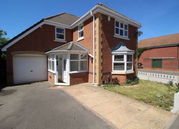 Thumbnail 4 bed detached house for sale in Coltsfoot Road, Hamilton, Leicester