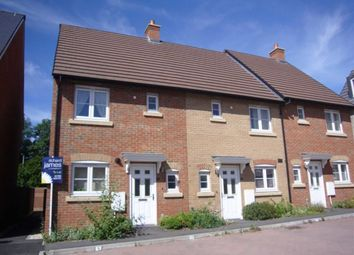 Thumbnail 2 bed terraced house to rent in Strouds Close, Swindon, Wiltshire