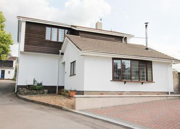 Thumbnail 4 bed detached house for sale in Fairfield Close, Backwell, North Somerset
