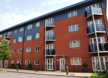 Thumbnail 1 bed flat to rent in Conisbrough Keep, Lower Ford Street, Coventry