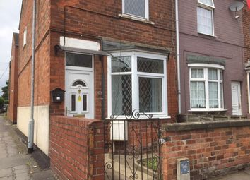 Thumbnail 2 bed flat to rent in Belmont Street, Scunthorpe