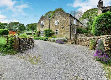 Thumbnail Detached house for sale in Stubbins Lane, Chinley, High Peak, Derbyshire