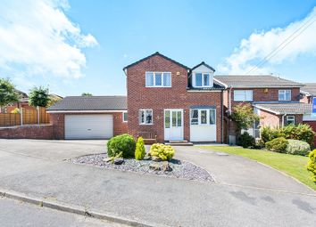 Thumbnail 4 bed detached house for sale in Dovedale Close, Crofton, Wakefield