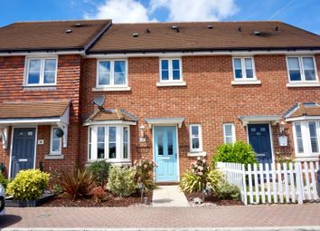 Thumbnail 3 bed terraced house for sale in Spire Way, Wainscott Rochester