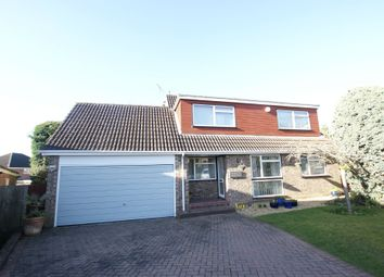 Thumbnail 4 bed detached house for sale in Whinchat Close, Hartley Wintney, Hook