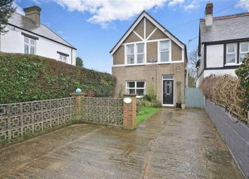 Thumbnail 3 bed detached house for sale in Camp Road, Freshwater, Isle Of Wight