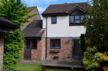 Thumbnail 2 bed terraced house to rent in Glebelands, Crawley Down, Crawley, West Sussex