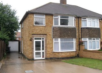 Thumbnail 3 bed semi-detached house to rent in Cowdray Close, Leamington Spa