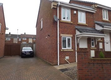 Thumbnail 2 bed semi-detached house to rent in Ashby Gardens, Hyde