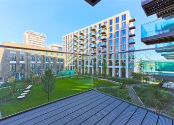 Thumbnail 1 bed flat to rent in Kelson House, 8 Schooner Road, Royal Wharf