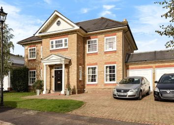 Thumbnail 5 bedroom detached house for sale in Devonshire Park, Reading