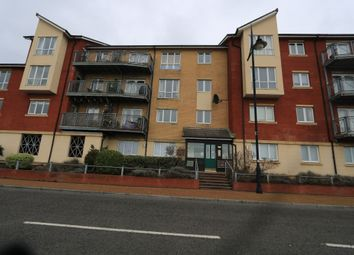 Thumbnail 2 bed flat for sale in Y Rhodfa, Barry