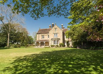 Thumbnail 7 bed detached house for sale in The Old Vicarage, Newton Hall, Newton, Stocksfield, Northumberland