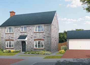 Thumbnail 4 bed detached house for sale in The Breamore, Squires Meadow, Lea, Ross-On-Wye, Herefordshire