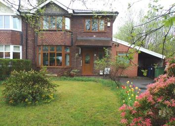 Thumbnail 3 bed semi-detached house for sale in Buxton Road, Hazel Grove, Stockport, Chehsire