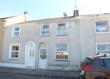 Thumbnail 2 bed terraced house for sale in Milton Terrace, Pembroke Dock, Pembrokeshire