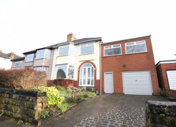 Thumbnail 4 bed semi-detached house for sale in Quarry Street, Woolton, Liverpool
