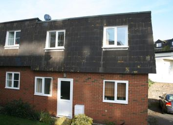 Thumbnail 2 bedroom terraced house to rent in East Cliff Road, Dawlish