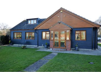 Thumbnail 3 bed detached bungalow for sale in Stondon Massey, Brentwood