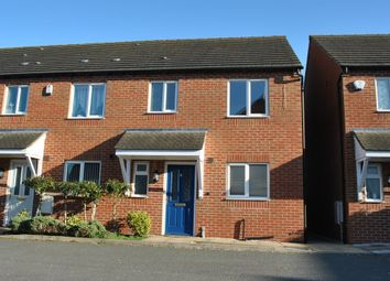 Thumbnail 3 bedroom terraced house for sale in Prince William Close, Whitchurch