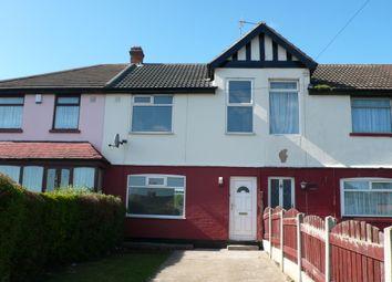 Thumbnail 3 bed terraced house for sale in Gordon Road, Edlington, Doncaster