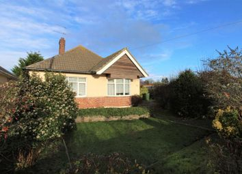 Thumbnail 2 bed detached bungalow for sale in West Road, Great Yarmouth