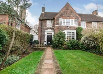 4 bed semi-detached house for sale in Gurney Drive, East Finchley N2