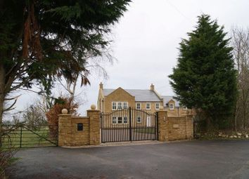 Thumbnail 6 bed detached house for sale in Milbourne, Newcastle Upon Tyne