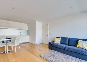 Thumbnail 1 bed flat for sale in Hardwicks Square, London