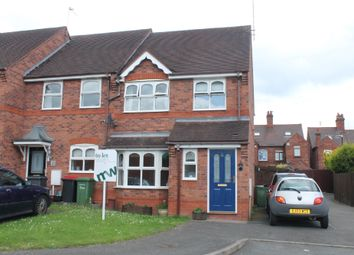 Thumbnail 3 bed end terrace house to rent in Waterside, Polesworth, Tamworth