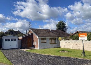 Thumbnail 2 bed semi-detached bungalow for sale in Silsden Grove, Meir, Stoke-On-Trent, Staffordshire