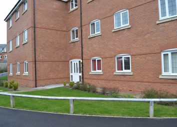 Thumbnail 2 bed flat for sale in Galingale View, Off Keele Road, Newcastle