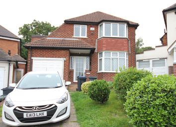 Thumbnail 5 bed detached house to rent in Wyckham Close, Harborne