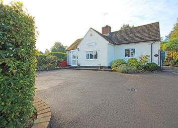 4 bed bungalow for sale in Little Green Lane, Chertsey, Surrey KT16
