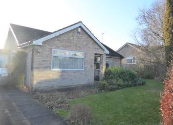 Thumbnail 3 bed detached bungalow for sale in Brookside Avenue, Bedale