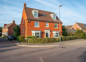 Fleming Road, Little Canfield, Dunmow CM6. 4 bed detached house