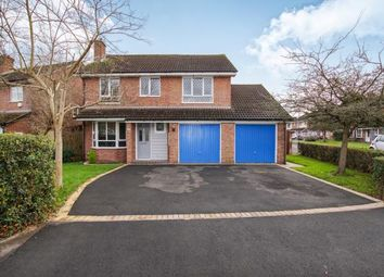 Thumbnail 4 bed detached house for sale in Farm Lees, Charfield, Wotton-Under-Edge, Gloucestershire
