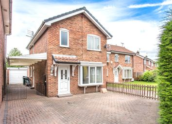 Thumbnail 3 bed detached house for sale in Bramley Avenue, Barlby, Selby, North Yorkshire