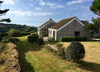 Thumbnail 4 bed bungalow for sale in Wheal Kitty, Cornwall