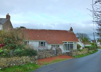 Thumbnail 3 bed detached house for sale in Rose Cottage, Lydstep, Tenby